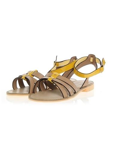 De Colores Sandalet Bej
